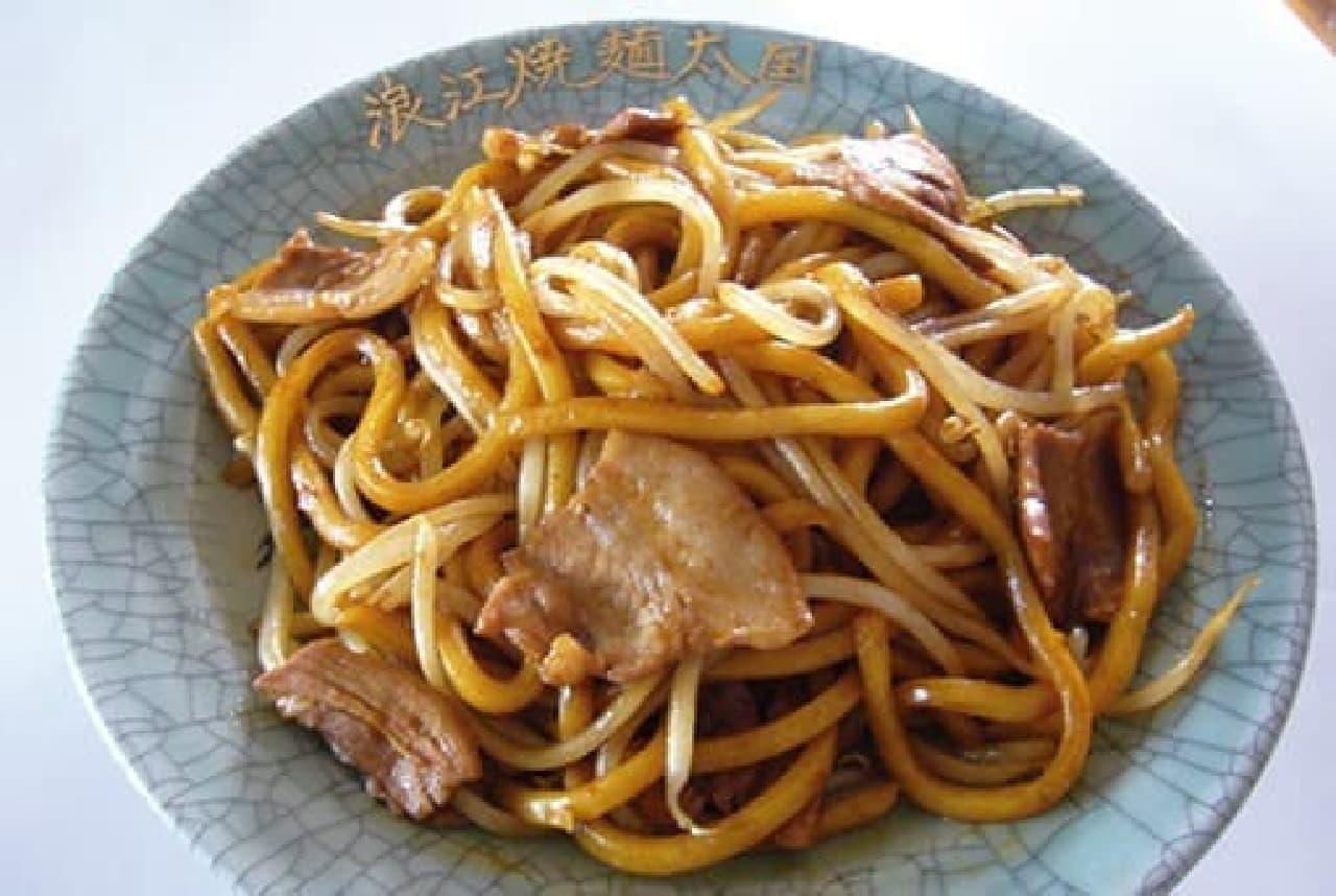 第8回大会ゴールドグランプリは「浪江焼麺太国」!  (出展:B-1グランプリ in 豊川)