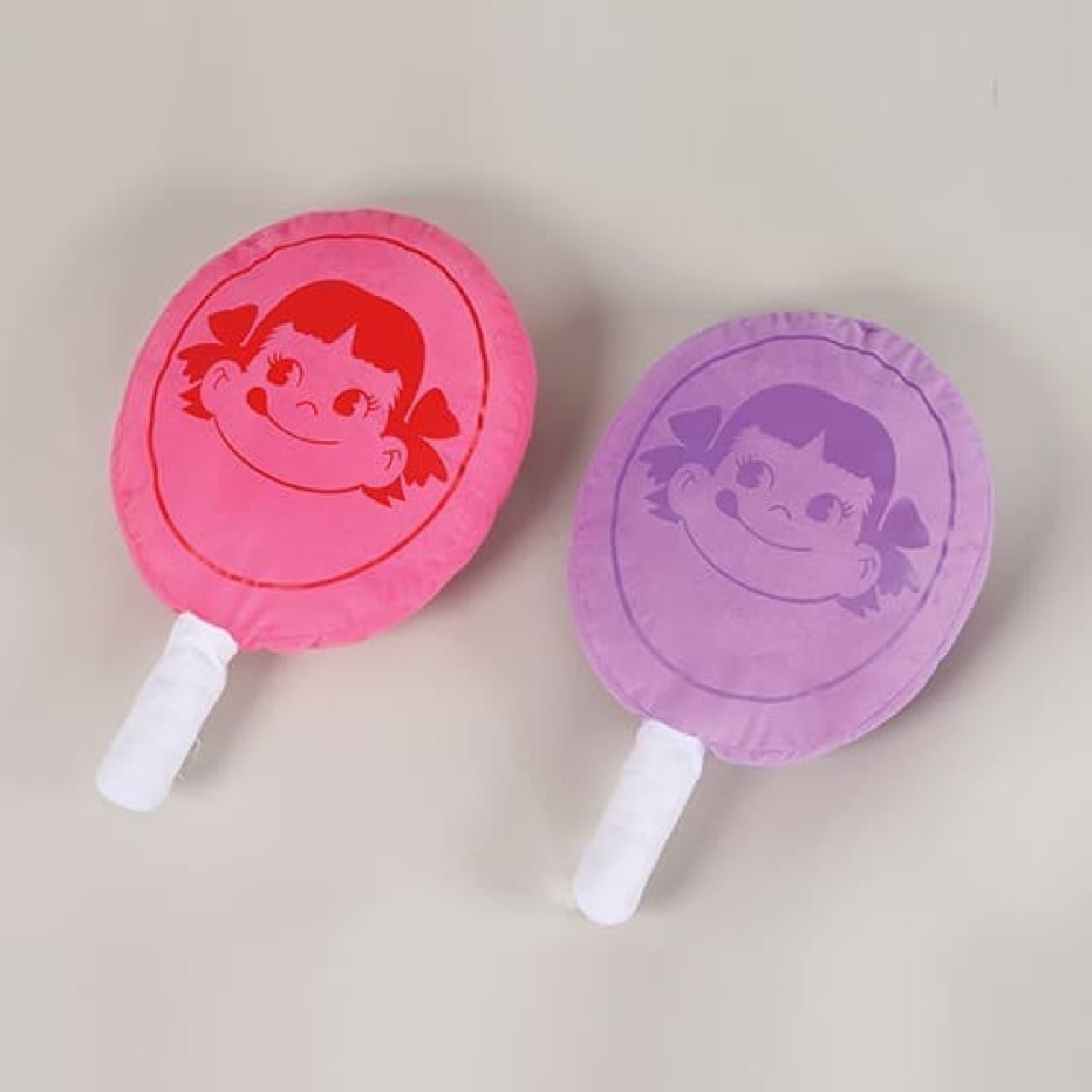 POP キャンディクッション(ストロベリー、グレープ)