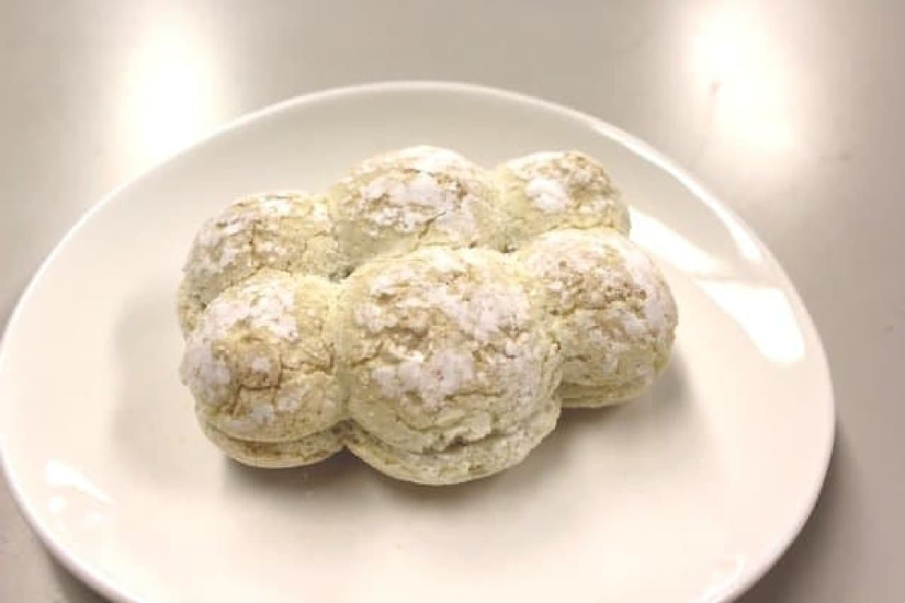 メレンゲを和菓子にアレンジすると、どうなるんでしょうか…?
