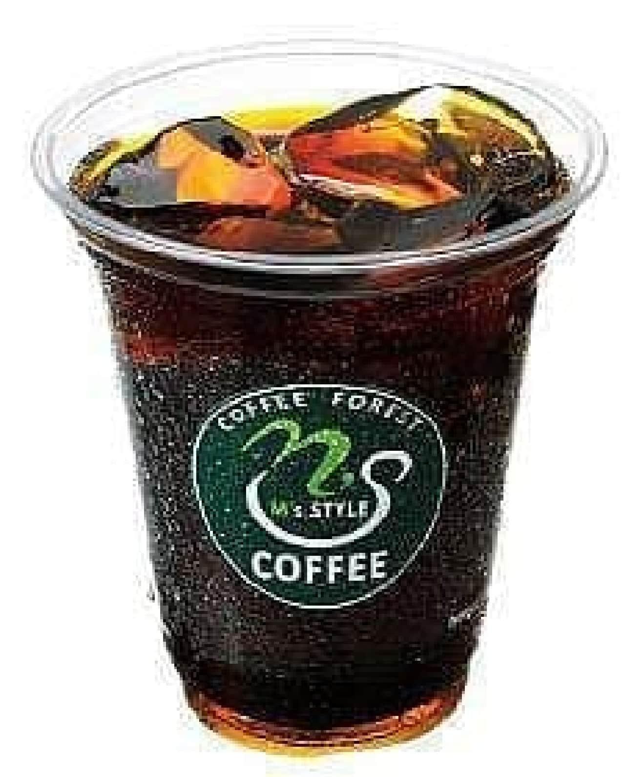 4杯飲んだら1杯タダ―ミニストップのアイスコーヒーキャンペーン