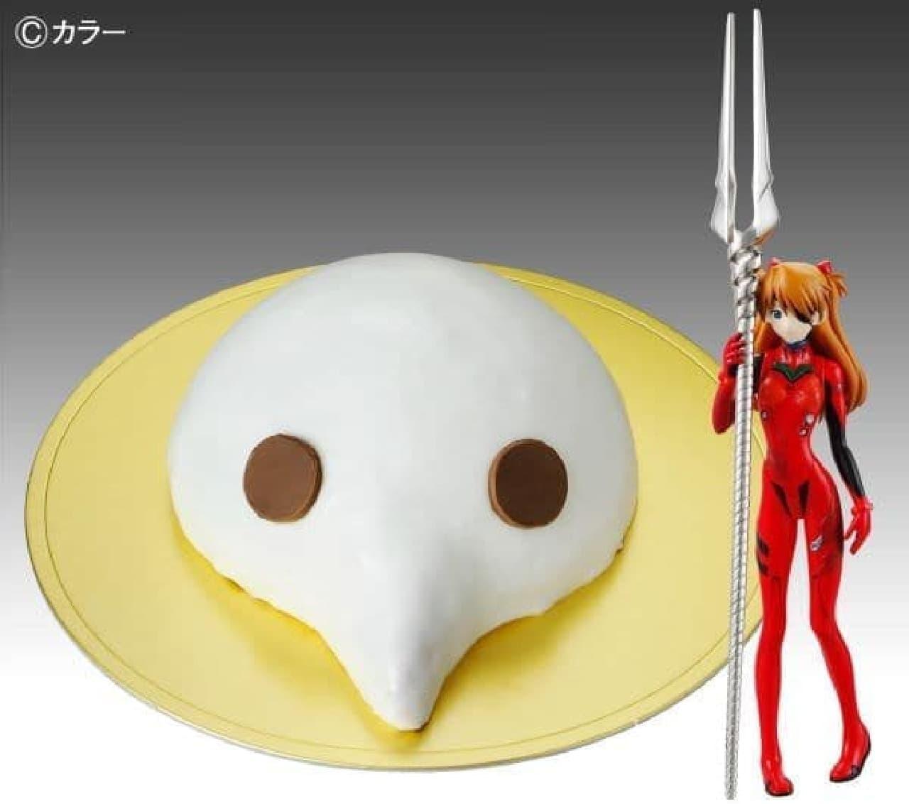 ロンギヌスの槍で食べて…「EVANGELION」使徒ケーキ予約受付開始!
