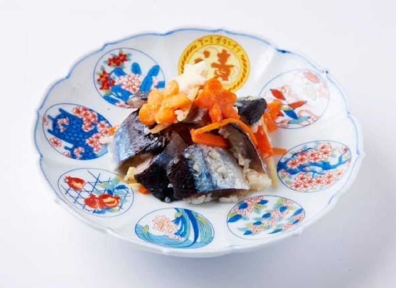 北海道個人代表「さんま飯寿司」
