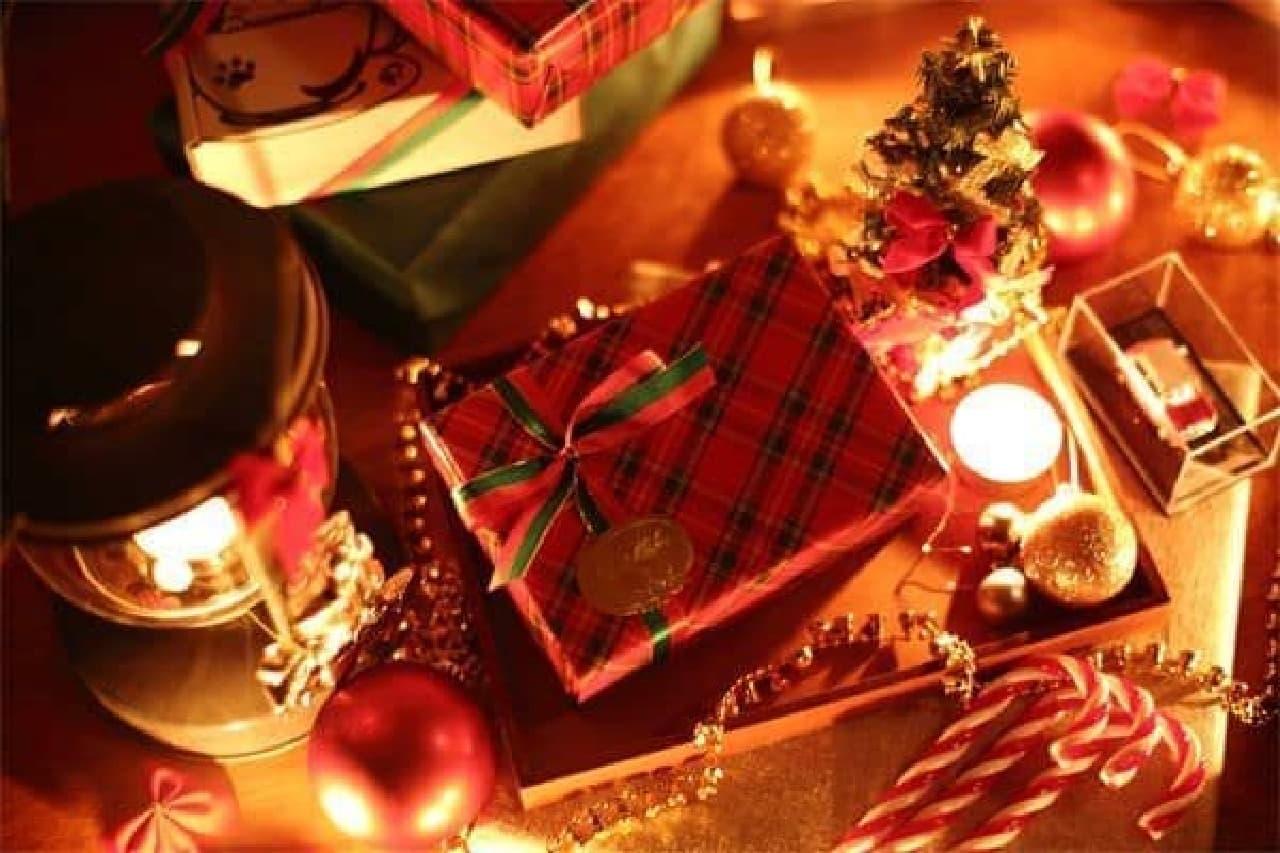 「やわはだ」の「2013年クリスマスセット」