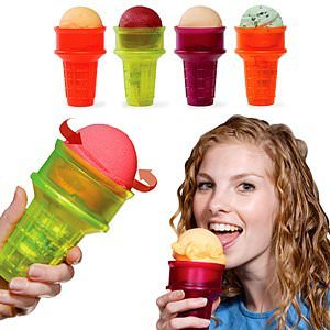 「Motorized Ice Cream Cone」利用イメージ