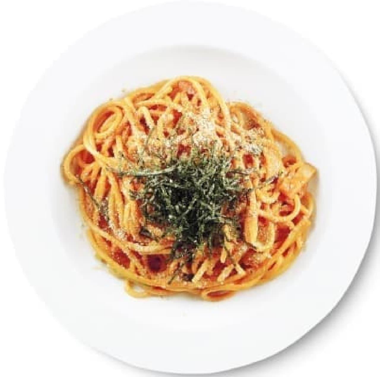 5.ワイン食堂 Zigen(東京都)「東京八丁堀ナポリタン」