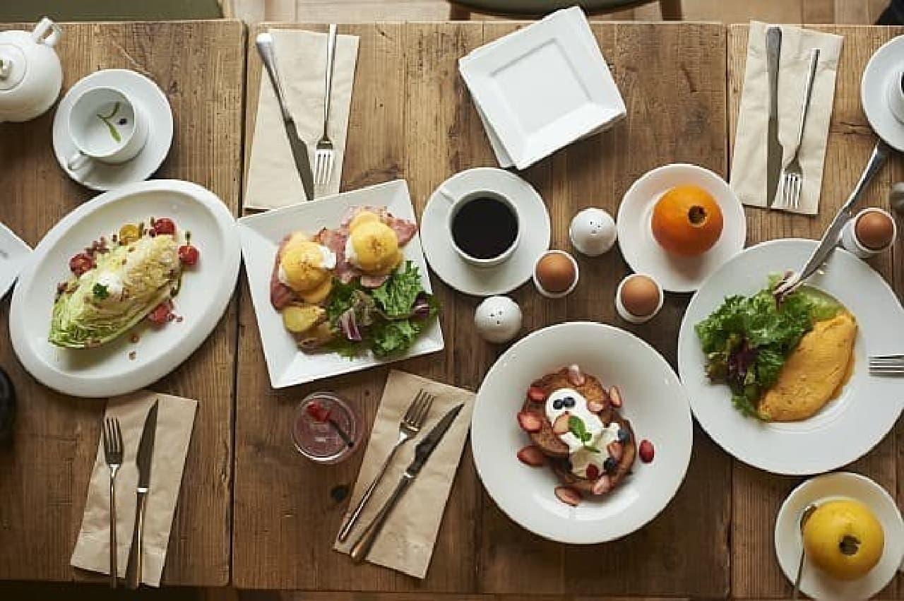 元気が出る朝食文化を日本にも   (画像提供:エッグセレント)