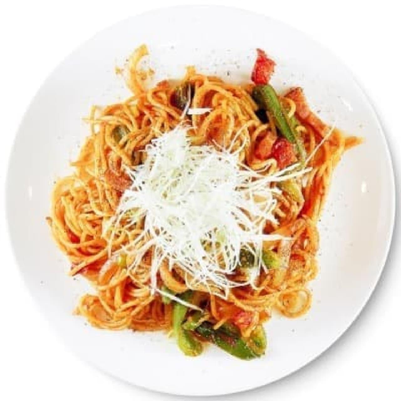8.イタリア料理 Y(東京都)「ピリ辛大人のナポリタン」