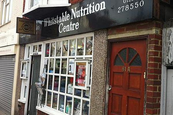 Newbold さんの経営する Whitstable Nutrition Centre