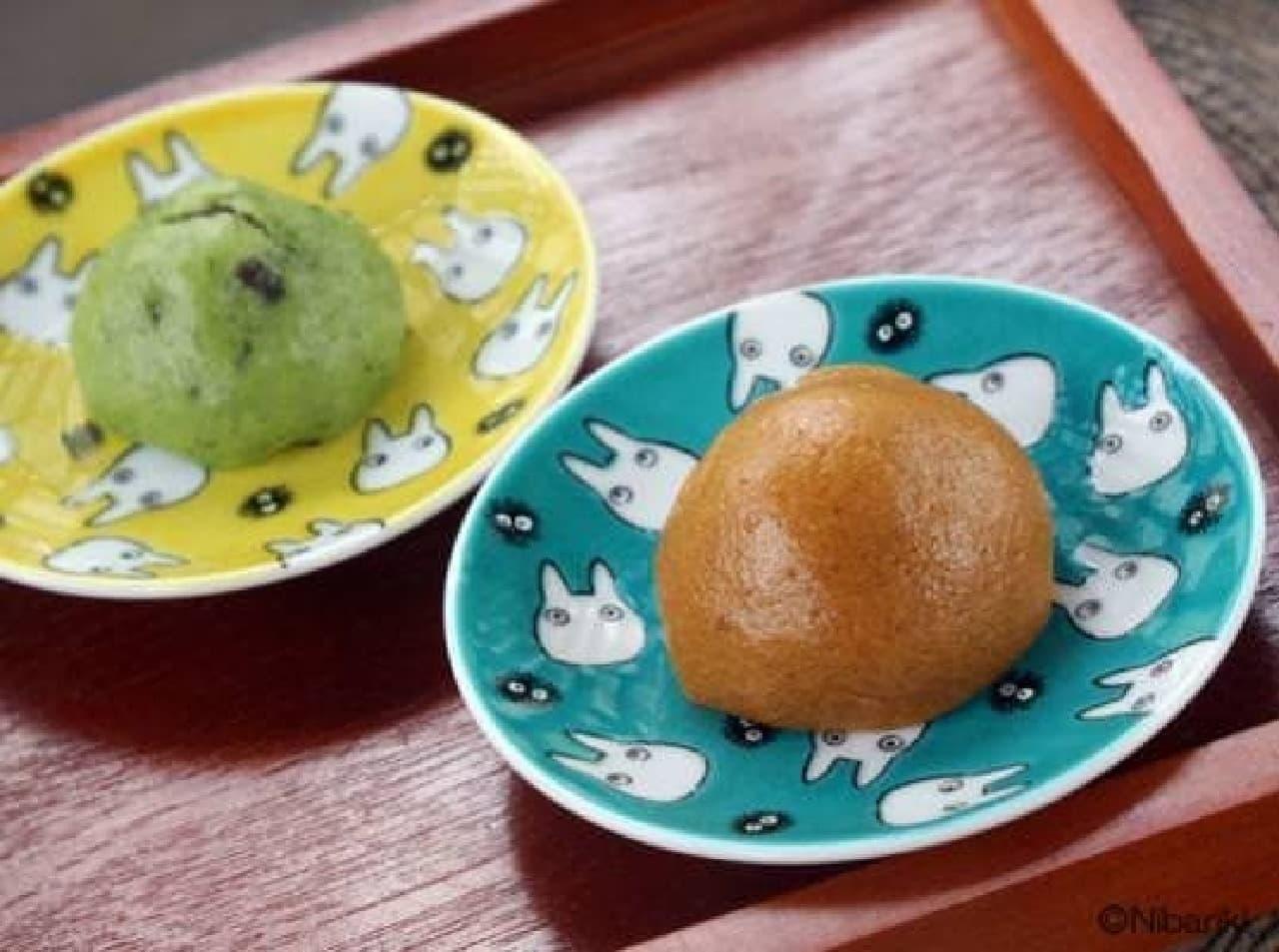 熱い緑茶が飲みたい  (C)Nibariki