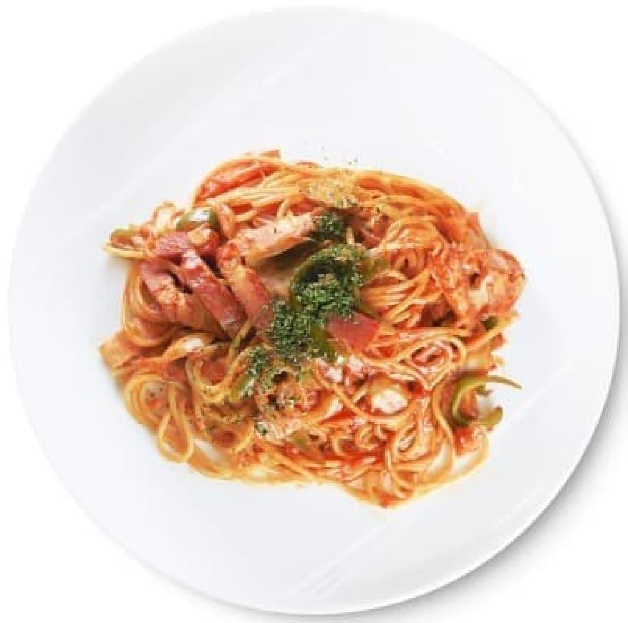 9.Pasta House 都筑亭(神奈川県)「横浜ナポリタン」