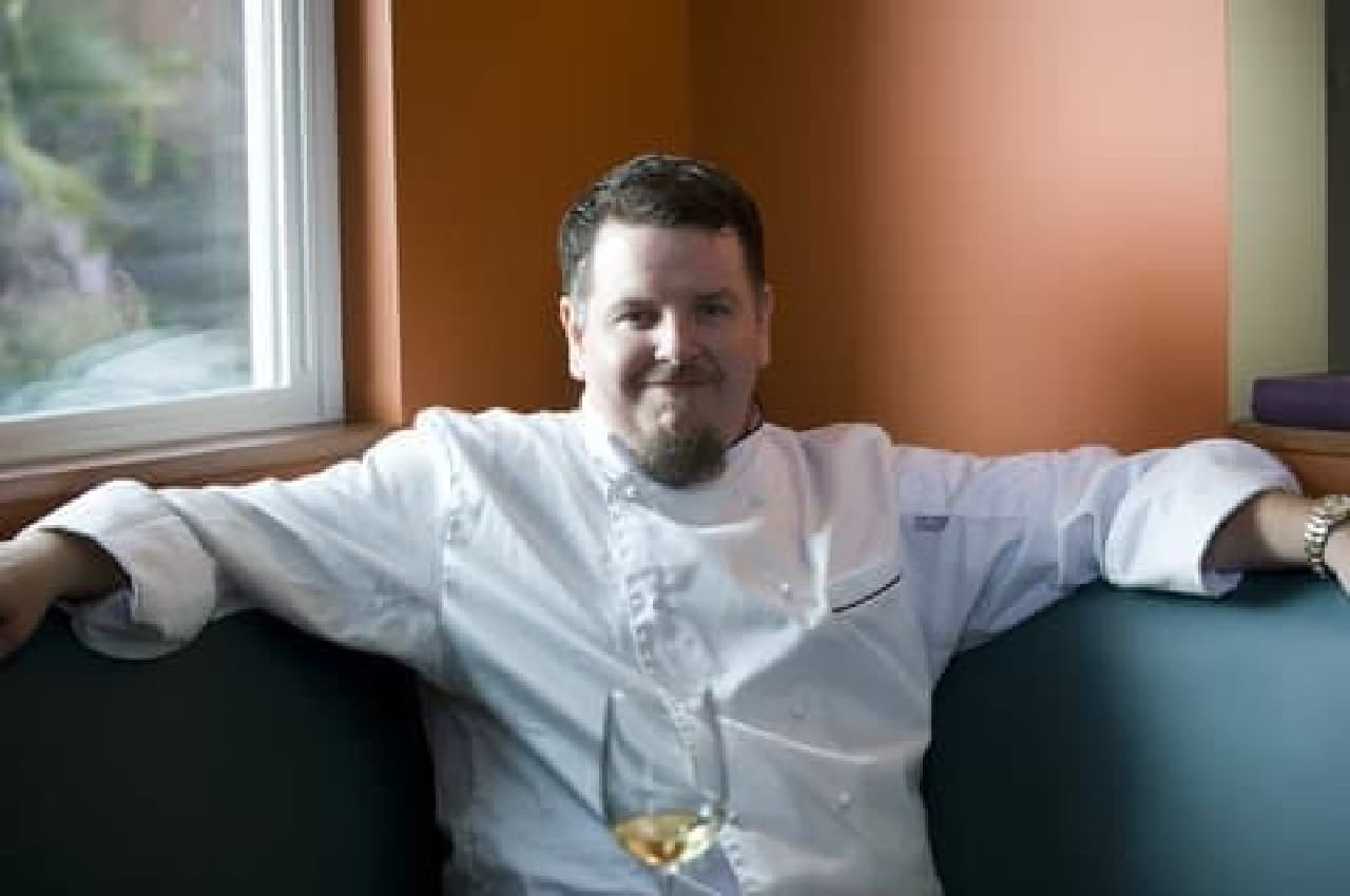 Google カフェの元総料理長 Charlie Ayers 氏