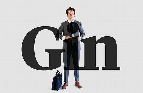 「Gin」は、ビジネスマンのナイトライフ向けの香水です
