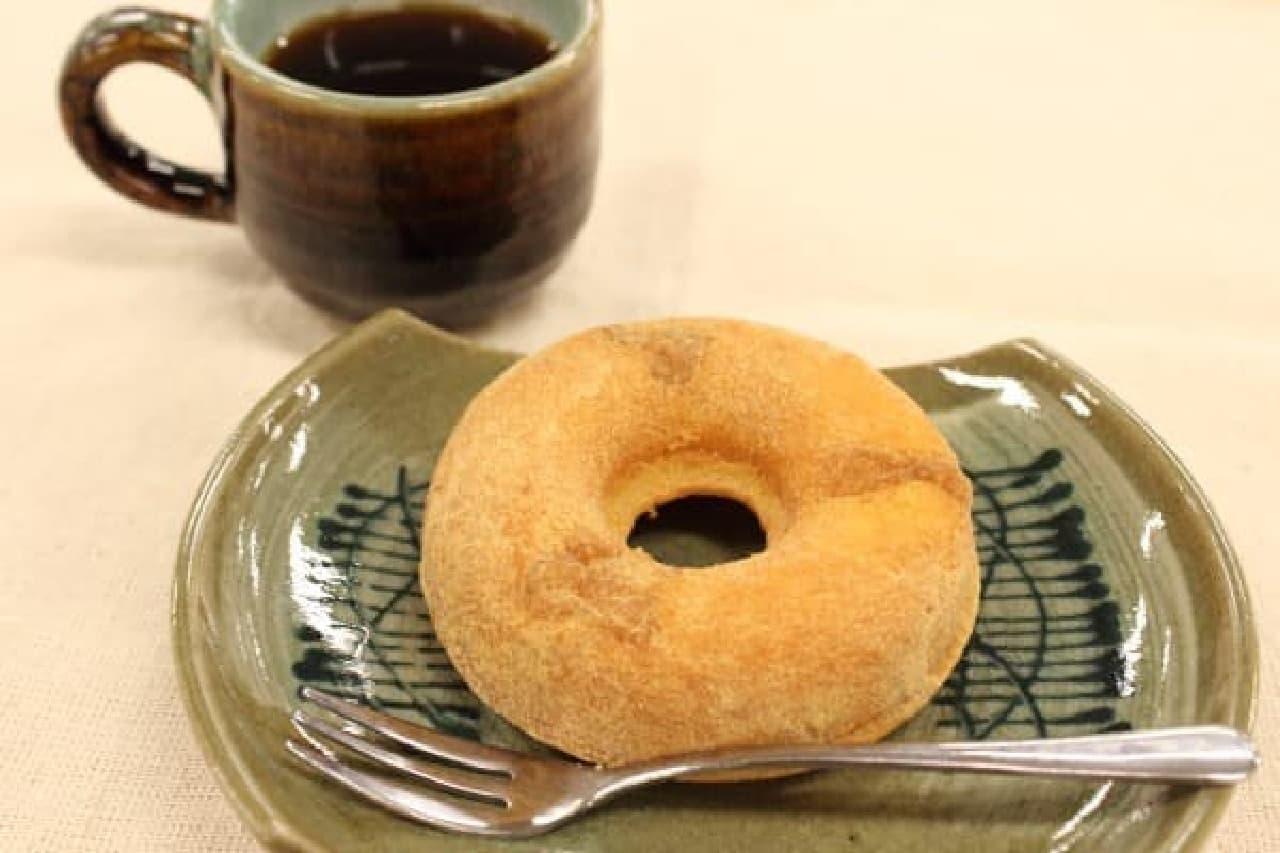 和素材をあわせた焼きドーナツ「禅ドーナツ」