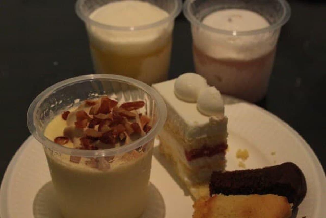 ダイエット中の人にも嬉しい、糖質カットデザート