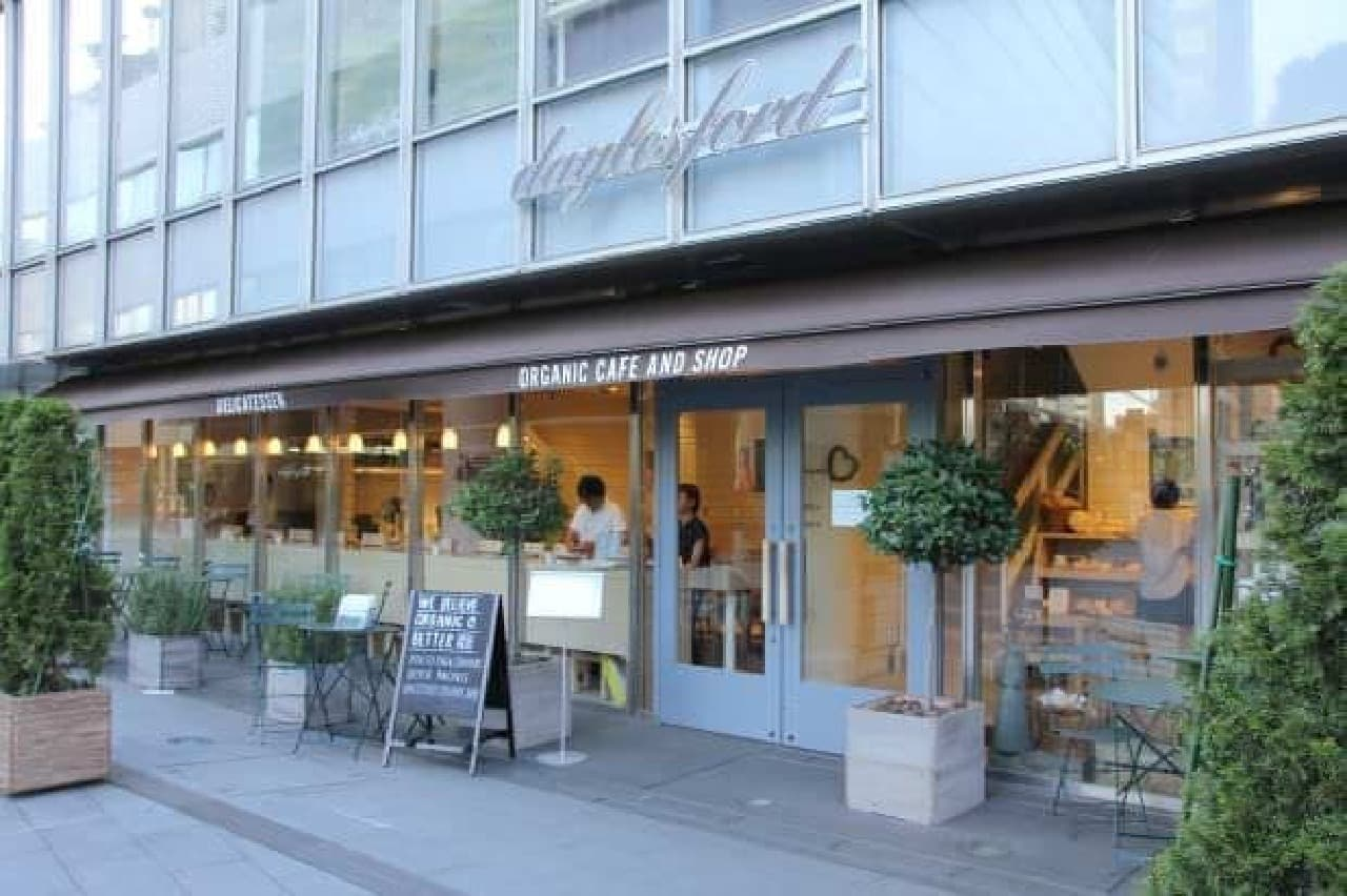 オーガニックフード ビジネスの日本一号店が新装開店!新メニューを食べてきました!