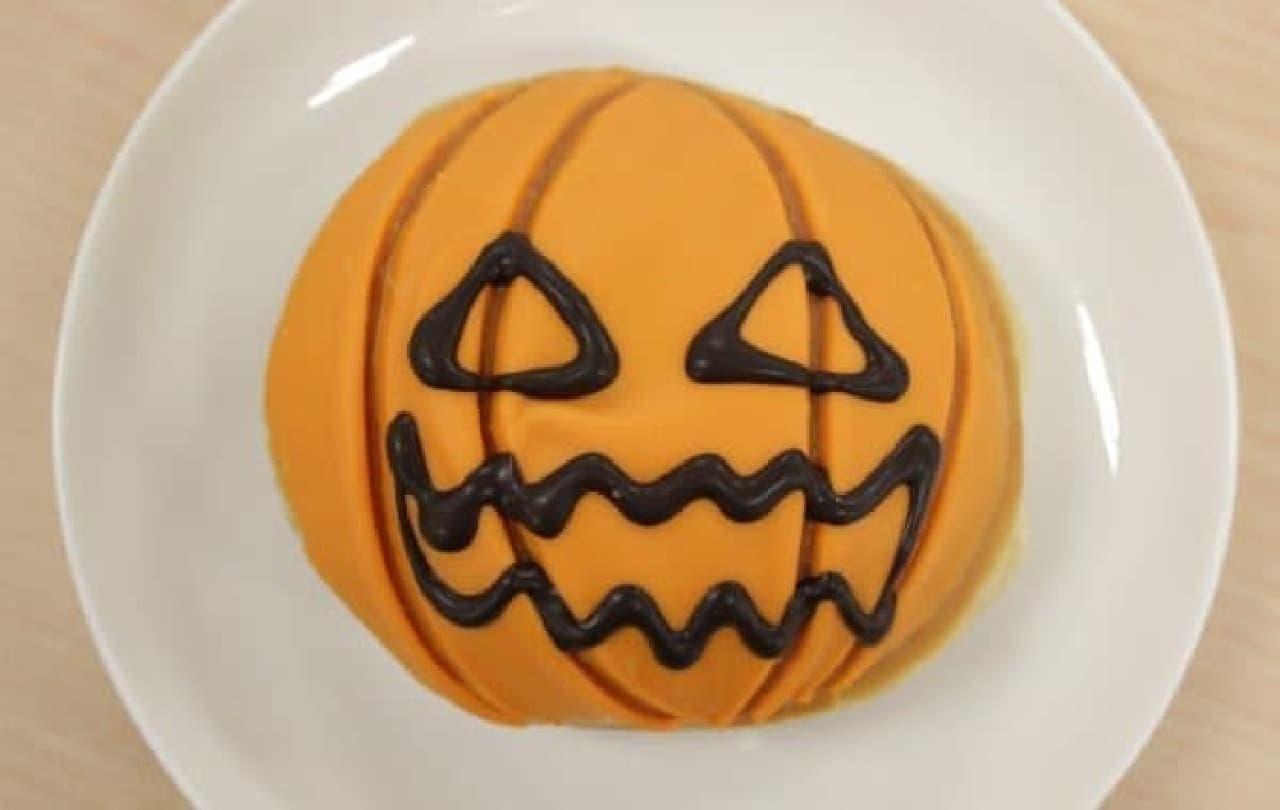 """""""おばけかぼちゃ""""の顔がかわいい"""