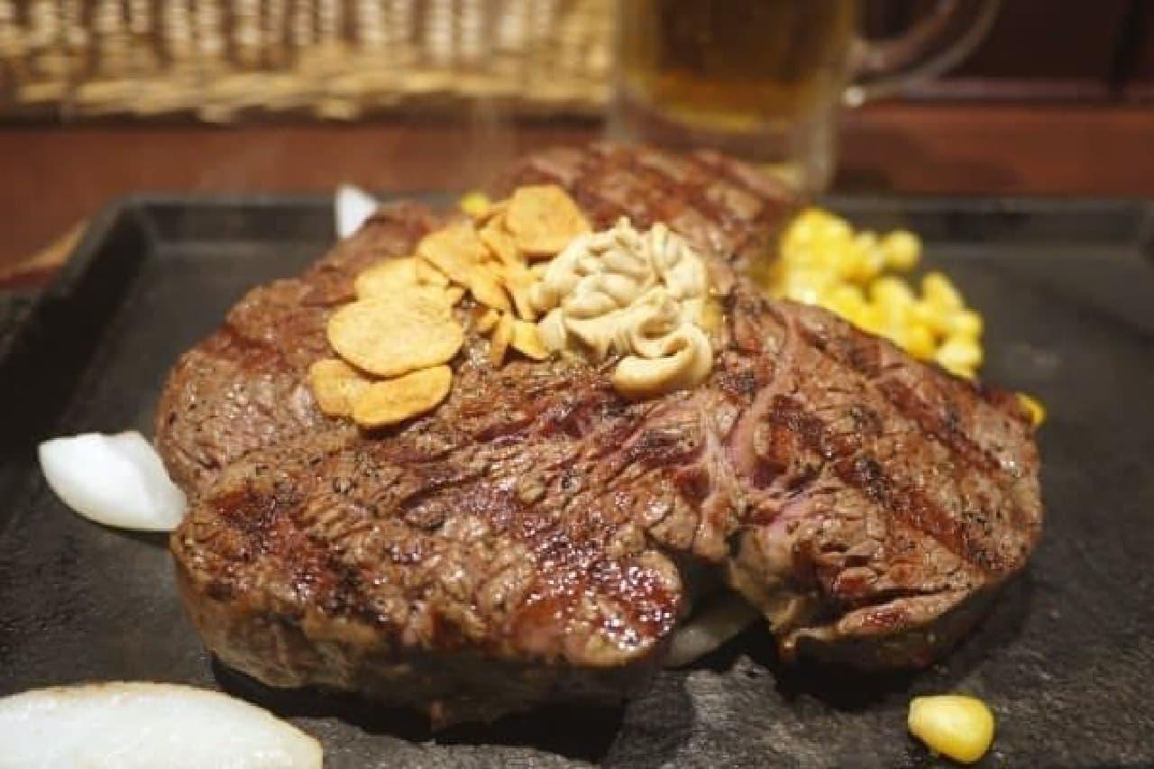 夏だ、肉が食べたい!「いきなり!ステーキ」に行ってきた