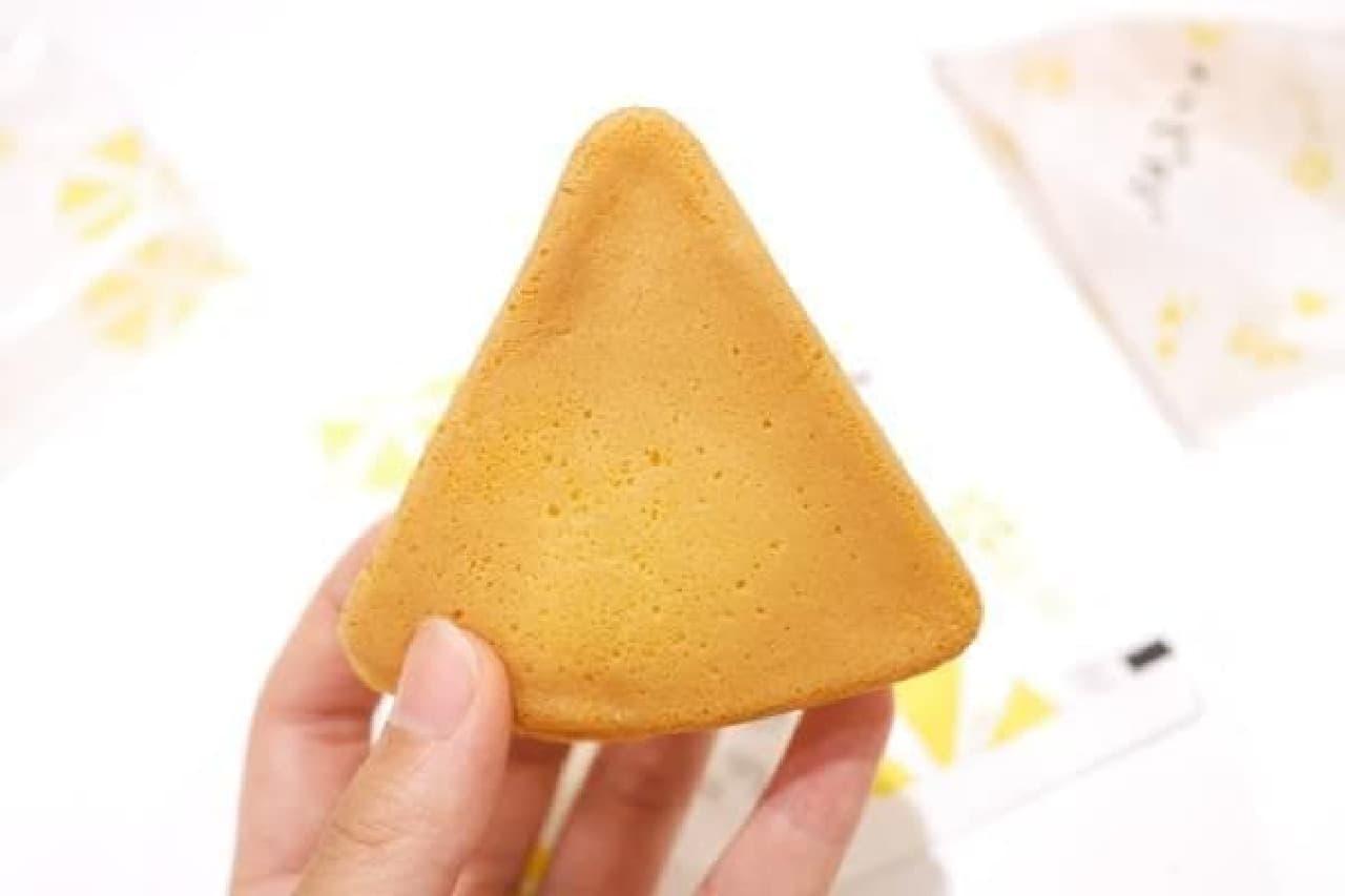 表面にチーズが出ていないタイプ