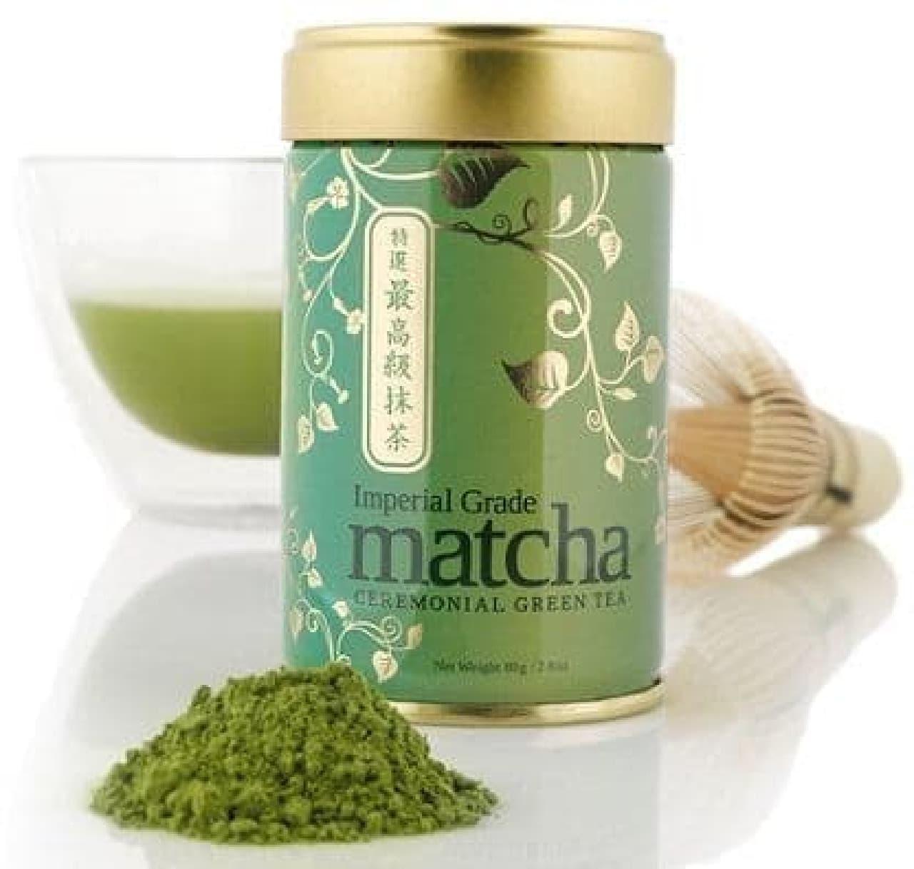 ティーバナで販売されるお茶  「最高級」だそうです