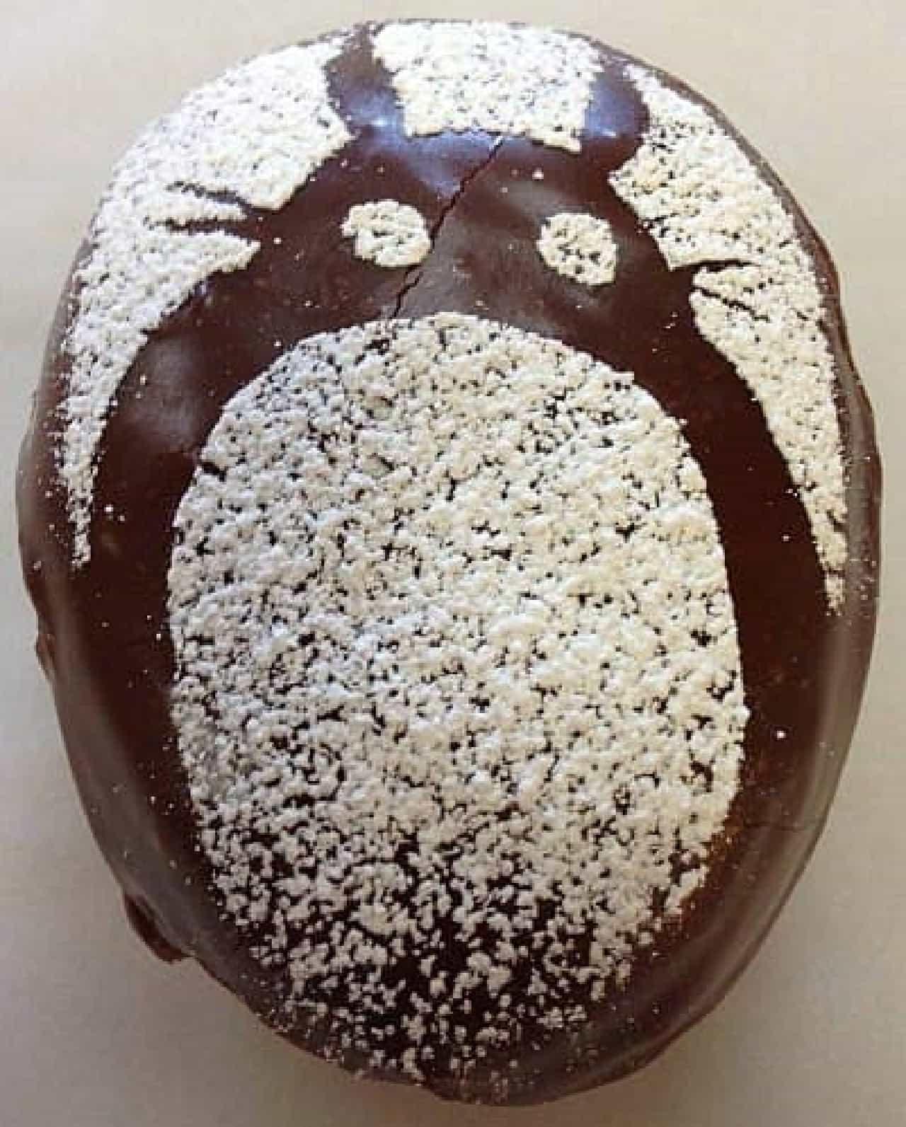 トトロがデザインされたドーナツ「Totoro(トトロ)」  著作権が心配…