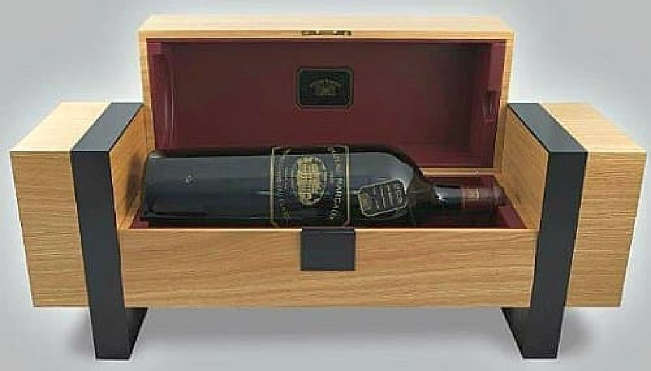 世界一高価とされるワイン「Chateau Margaux 2009 Balthazar」
