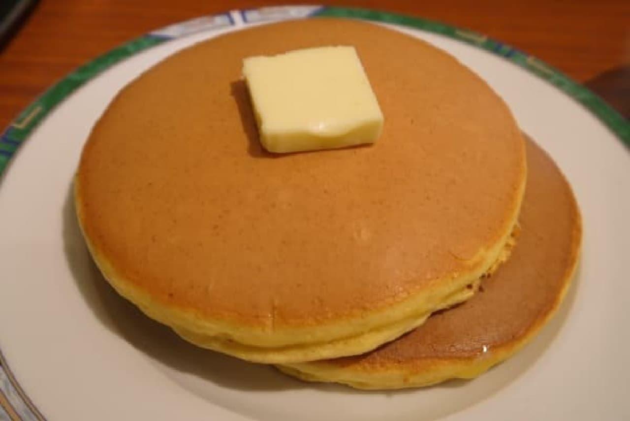 ドンク神戸本店限定 ベーカリーのホットケーキ