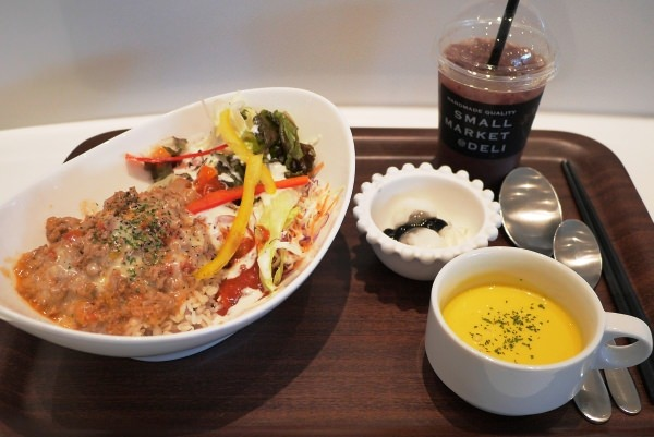 グランフロント大阪で気軽にランチが食べたい!