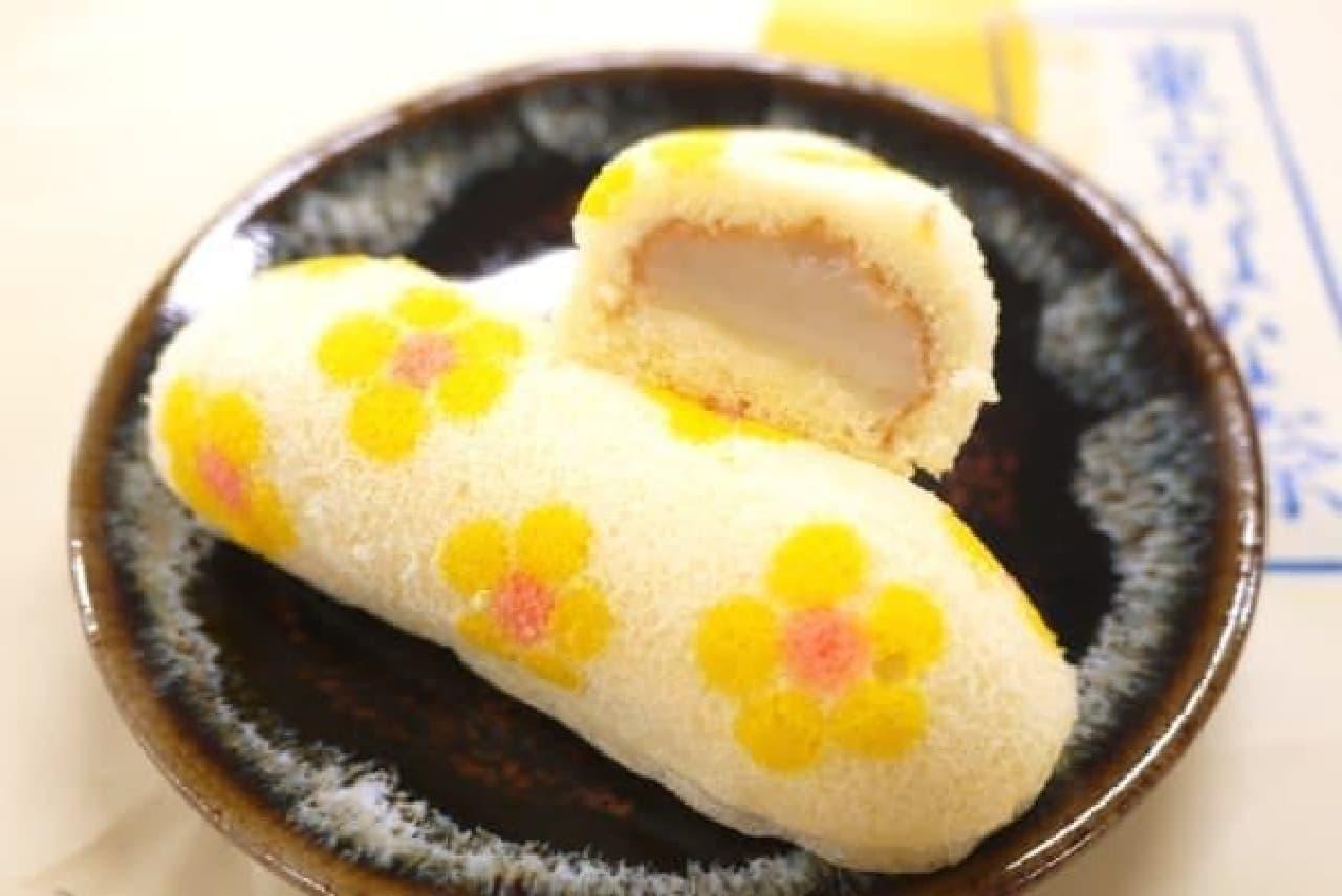 今しか買えない「東京ばな菜の花」がかわいい!