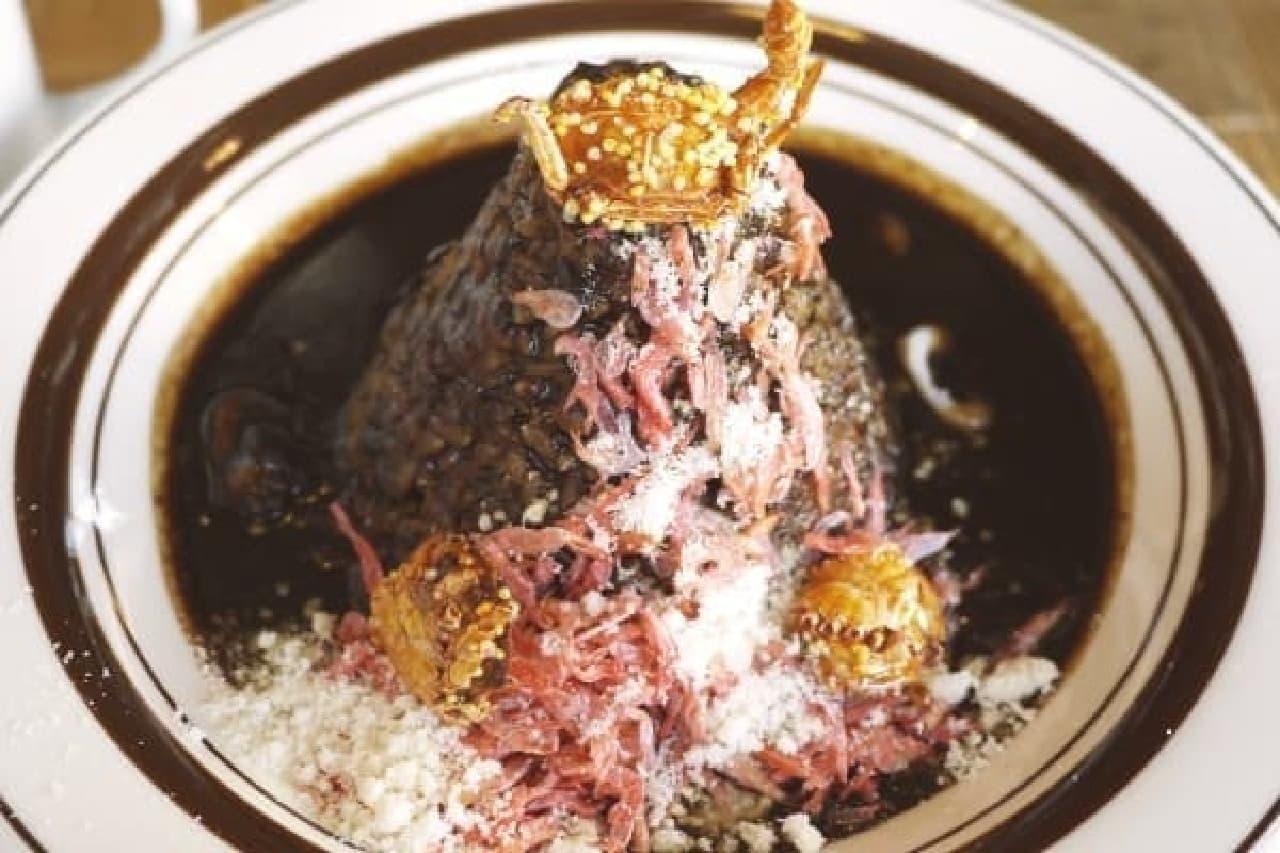 「深海カレー」が食べたい!