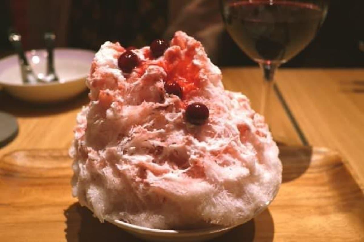 かき氷バー「yelo」でかき氷を食べつくす