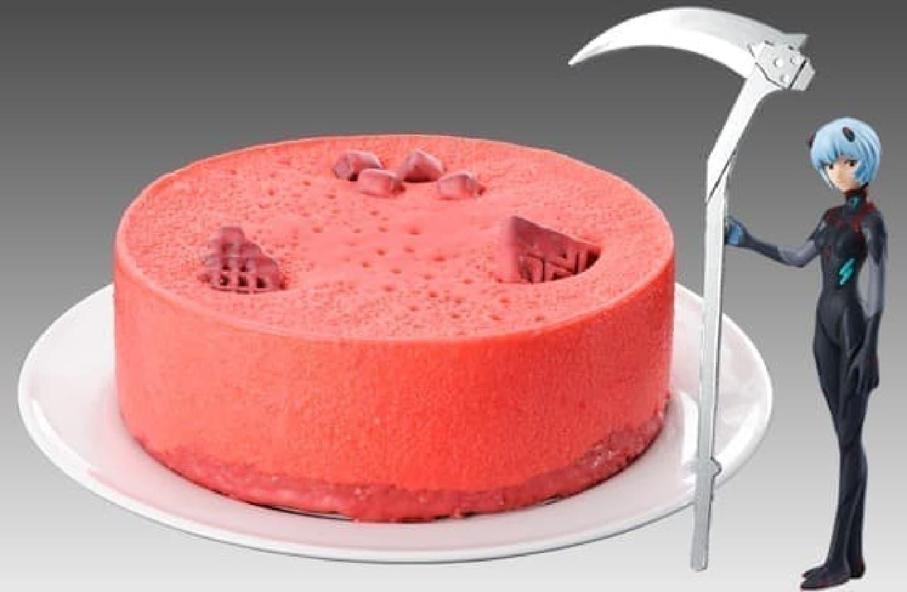 「赤い大地のケーキ」が登場! (c)カラー