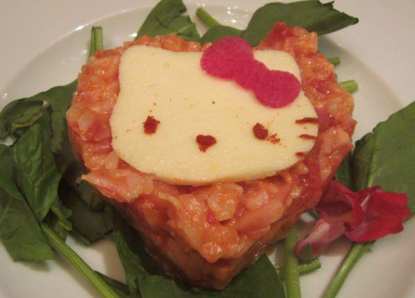 チーズとスパイスを巧みに使った「アリスキティのトマトクリームリゾット」