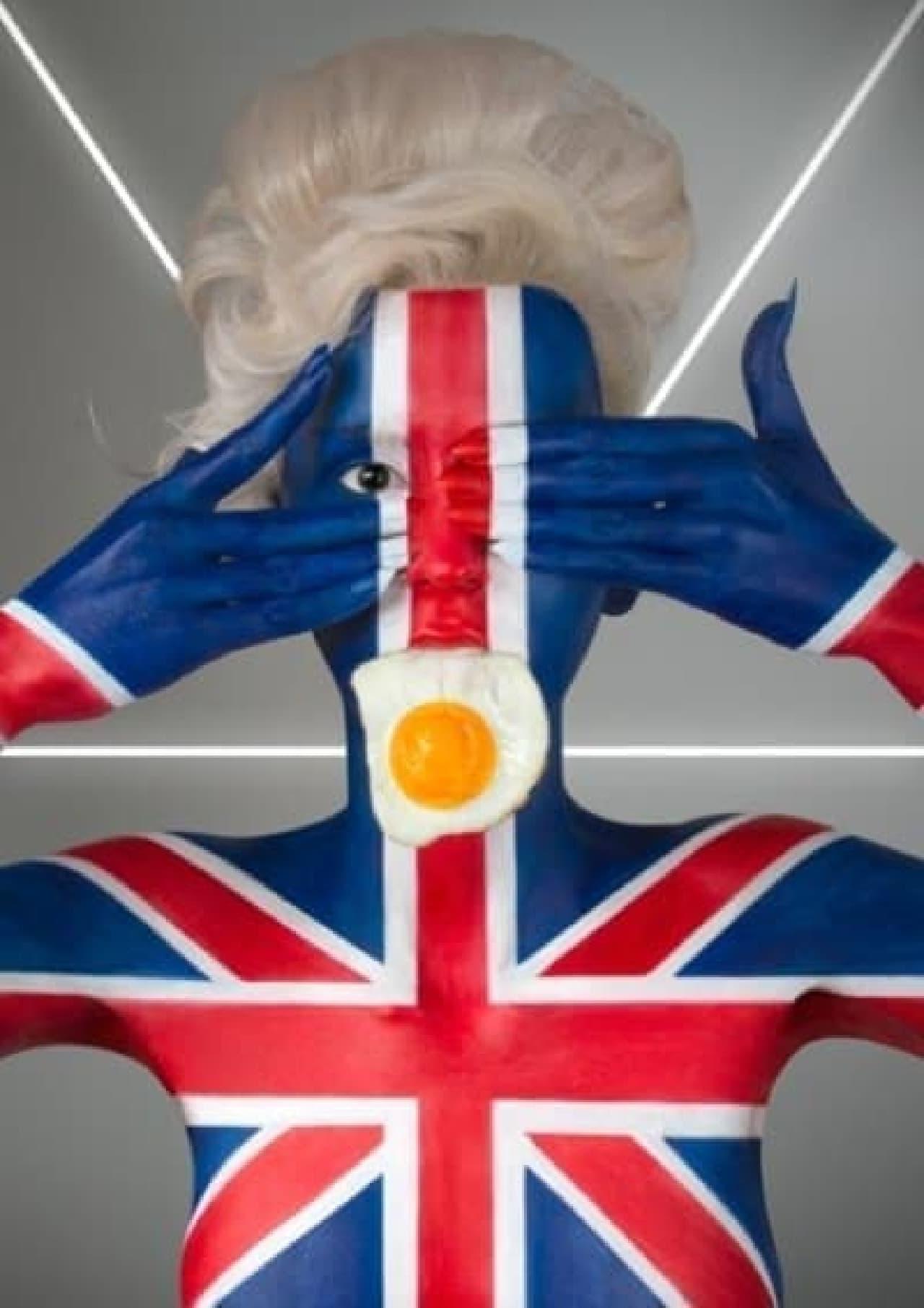 英国の朝食ってことかな...?  出典:jonathanicher.com
