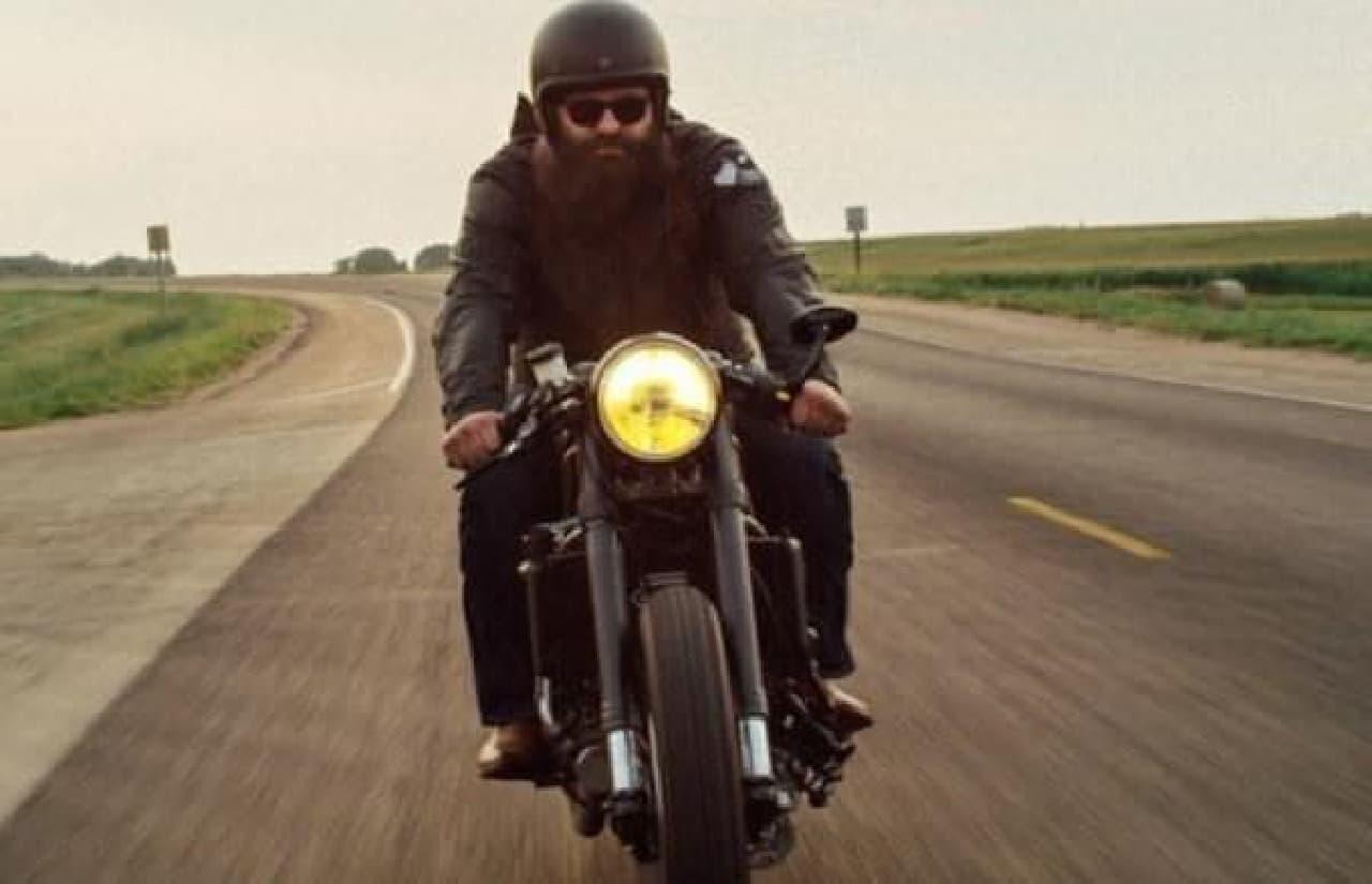ベーコンバイクでアメリカ横断!