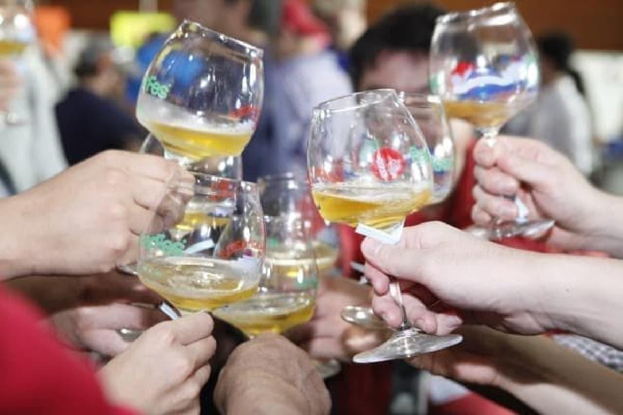 ビール約200銘柄を楽しめる「ビアフェス横浜2014」