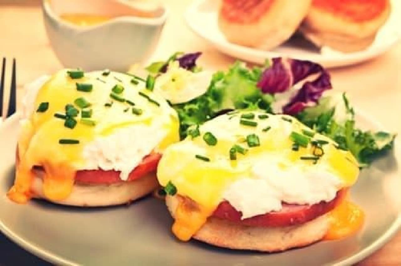 世界各国の朝食メニューが集結!?