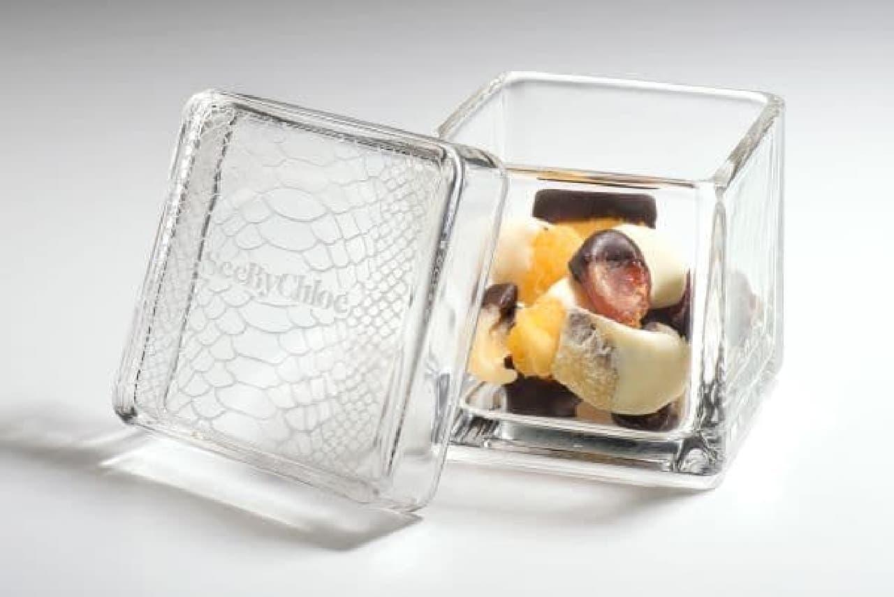 限定品の「ラブフルーツ(グラス BOX)」