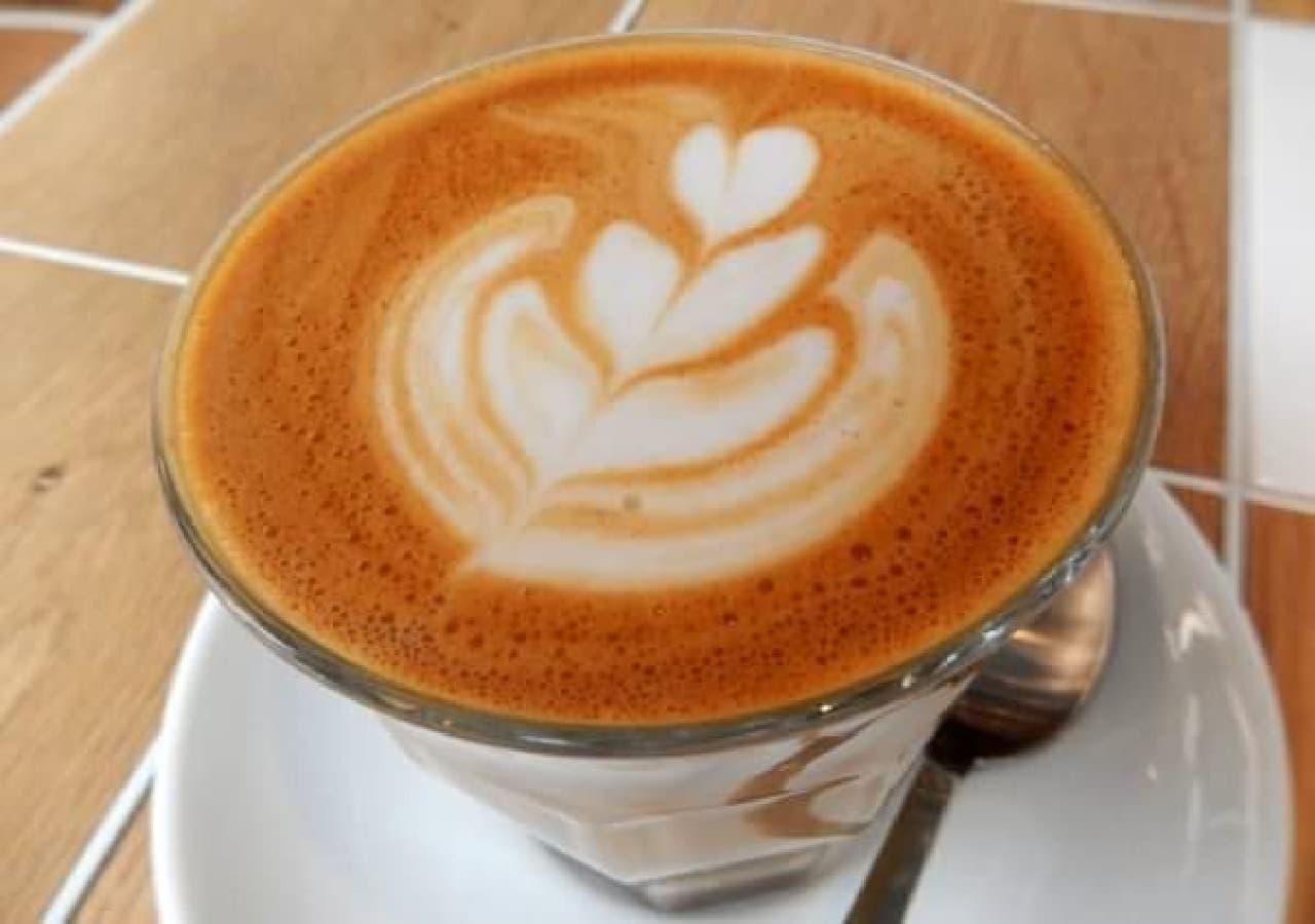 1日は極上のコーヒーからはじまる