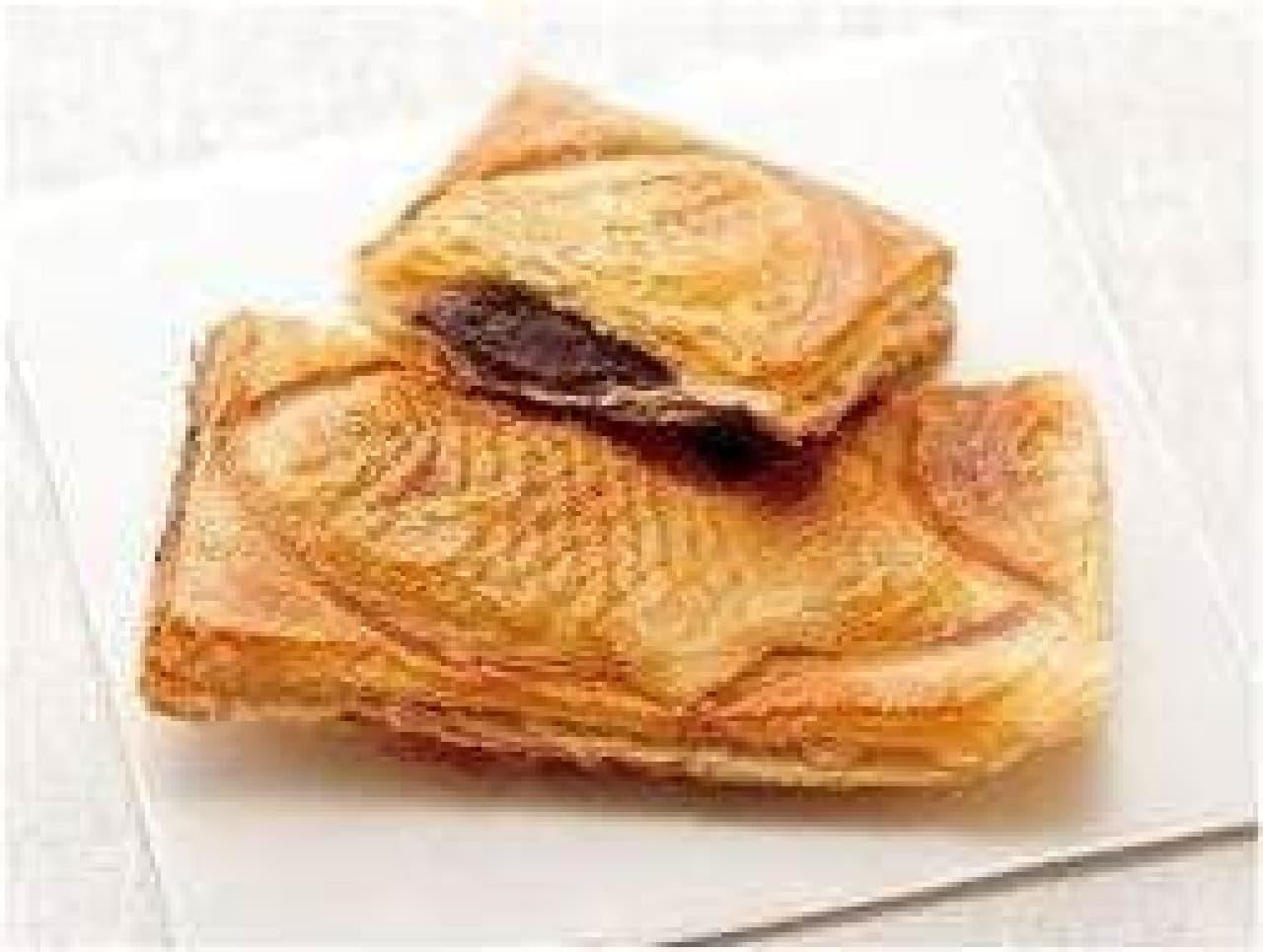 パイ専門店が作る「パイたい焼き」