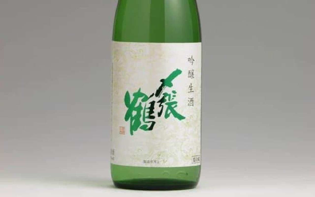安西水丸さんがお好きだったという「〆張鶴(日本酒)」も飲めます