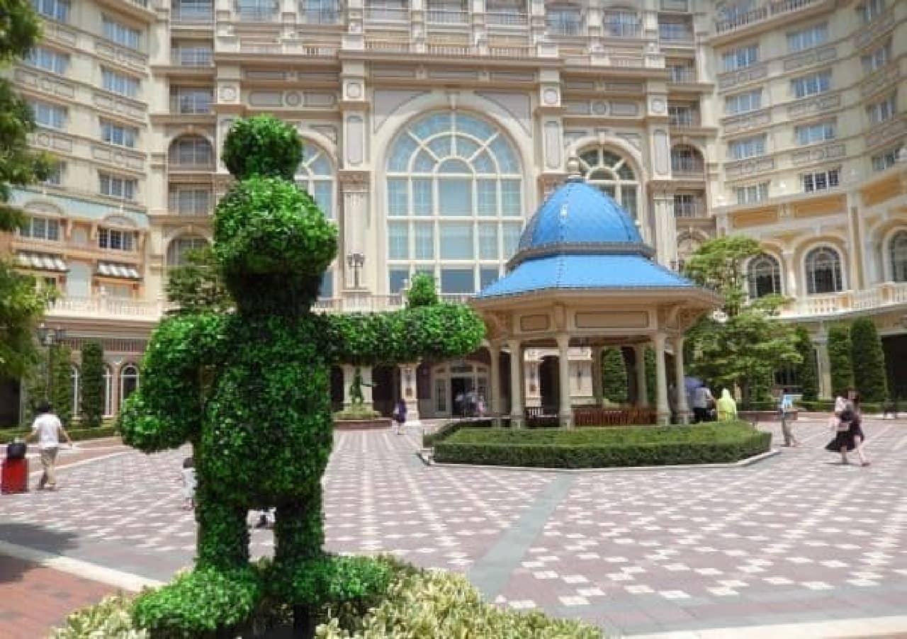 いざ、東京ディズニーランドホテルへ!