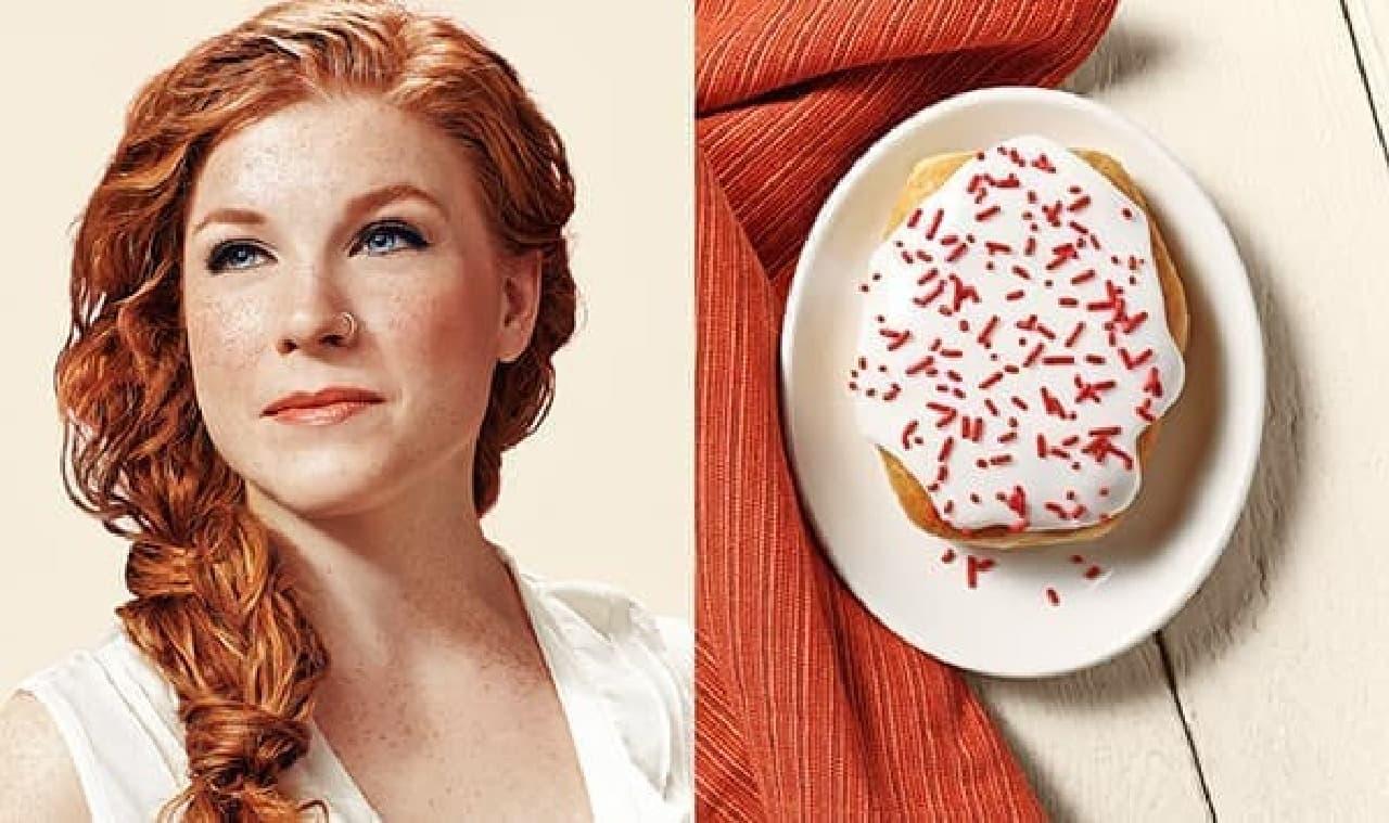 そばかすや赤毛を再現「Be Speckled」