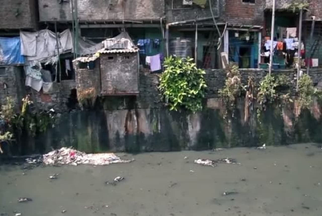 水道インフラが整備されていない地域も