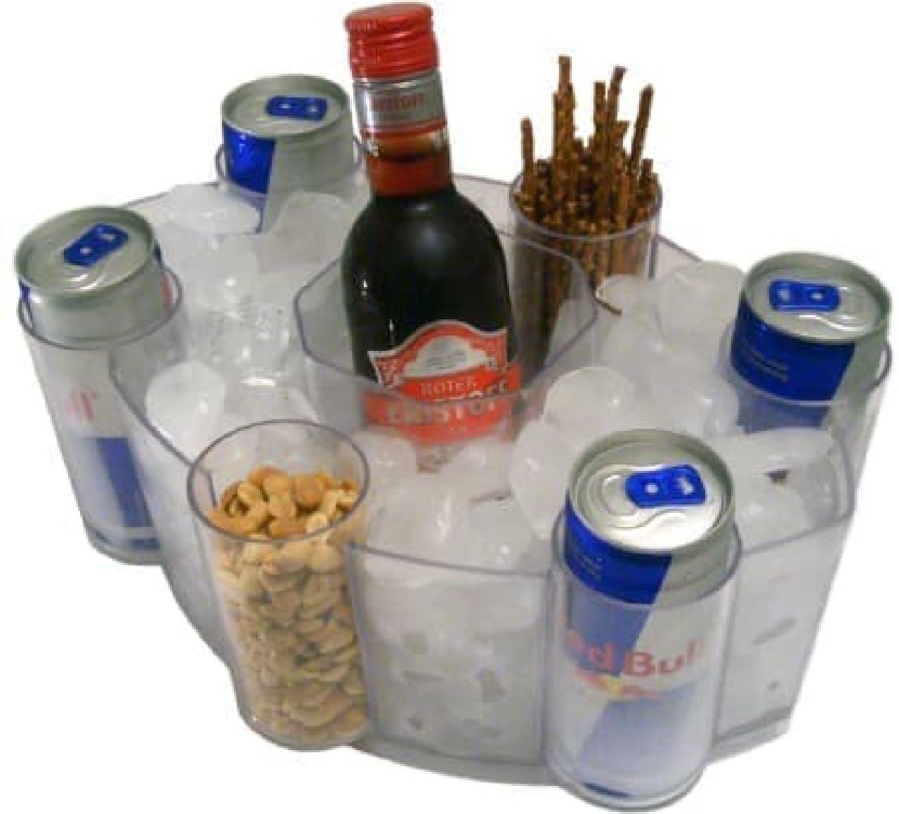 お酒と混ぜて飲んだりもするよね