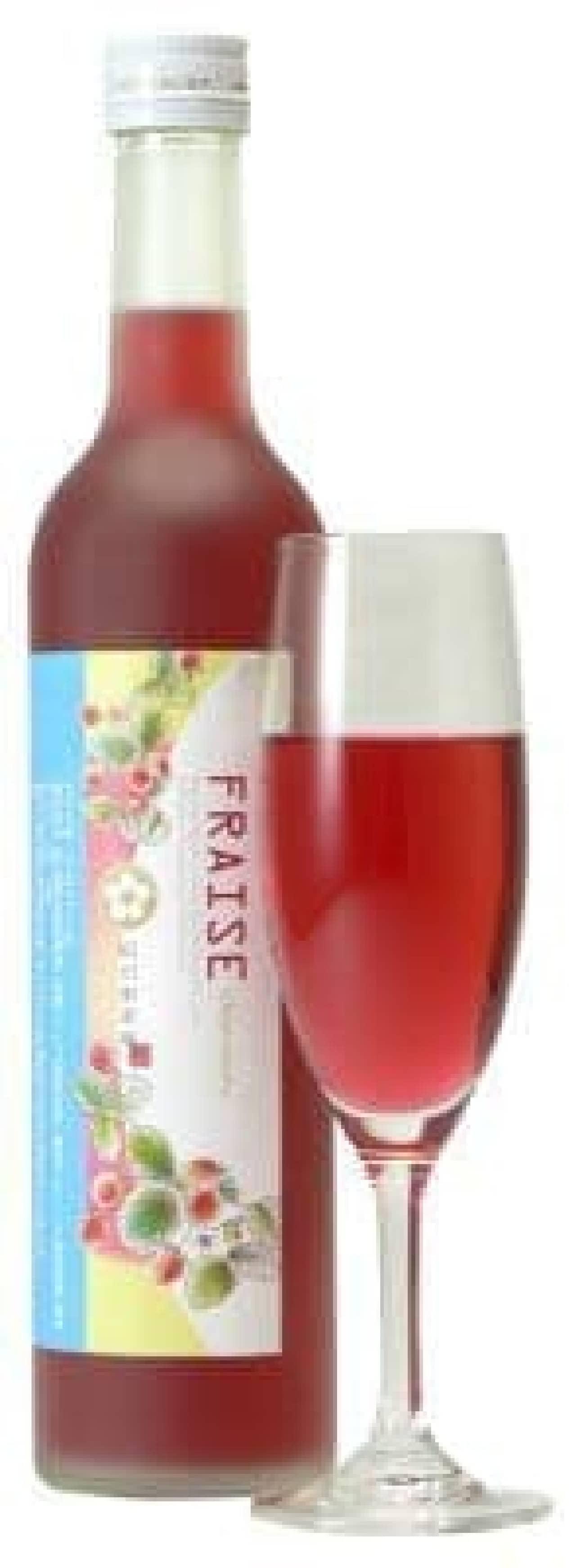 カクテル梅酒「FRAISE」