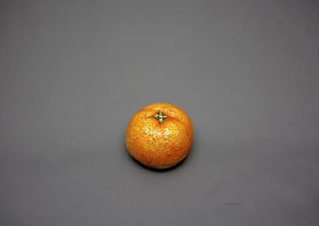 オレンジかと思いきや