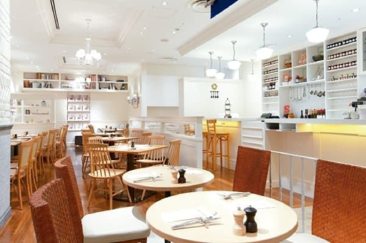 「Sarabeth's(サラベス)」ルミネ新宿店