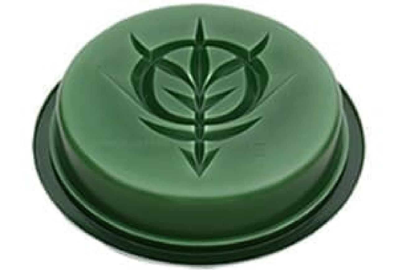 ジオン公国軍のロゴ入り「ご飯カップ」