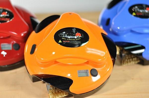 グリル専用お掃除ロボット「Grillbot 」