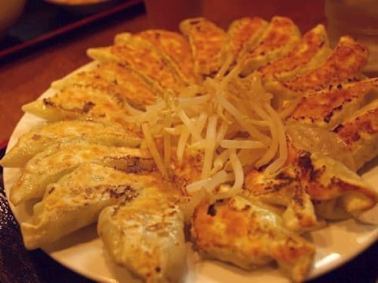 これは浜松餃子